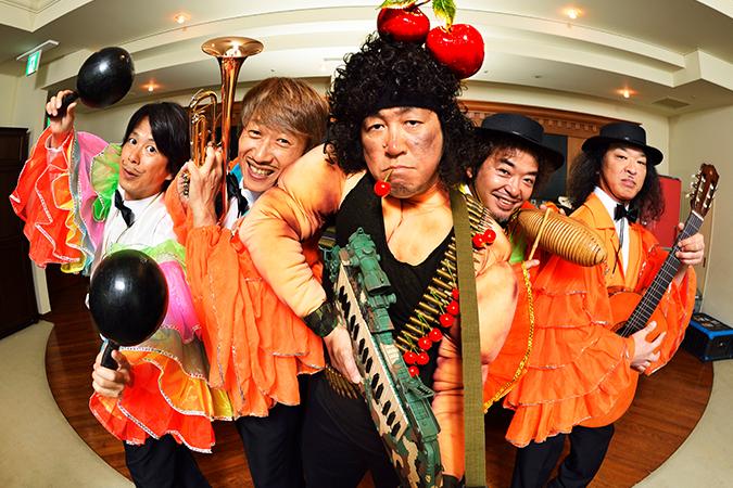 アルバム『ゅ 13,14』完成! 世界最速メンバー全員集合インタビュー!