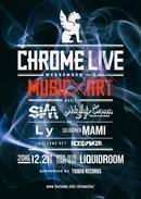 "CHROME LIVE""MESSENGER"" vol.2"