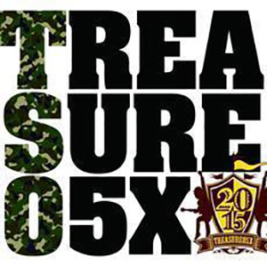TREASURE05X -rising force!-