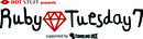 HOT STUFF presents Ruby Tuesday 7 supported by TUMBLING DICE