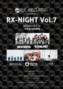RX-RECORDS Presents RX-NIGHT Vol.7