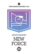 SPACE SHOWER NEW FORCE