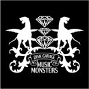 DISK GARAGE MUSIC MONSTERS -2016 winter-