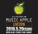 MUSIC APPLE LIVE 2016